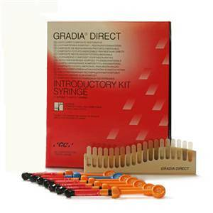 Gradia Direct / zest. 7 x 2,7ml (Introductory Kit)