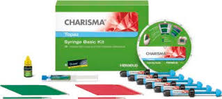Charisma Topaz Basic Kit / 6 x 4g + Gluma Universal Bond 4ml